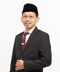 Faried F.  Saenong, Ph.D